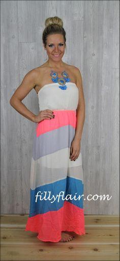 (http://www.fillyflair.com/neon-chevron-maxi-dress/)