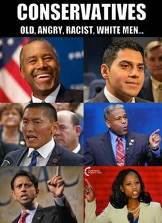 Hmmmmmm.... About your stereotype! What now? Wake up people with politics.