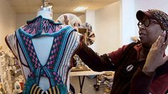 Handmade Portraits: Xenobia Bailey on Vimeo