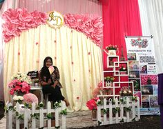 Backdrop photobooth wedding @akasia_art