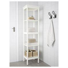 HEMNES Hylla - vit - IKEA
