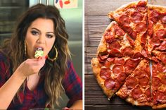 The Pizza You Create Will Reveal Which Kardashian You're Most Like