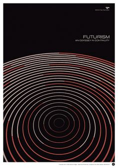 Futurism - An Odyssey in Continuity #4b by simoncpage, via Flickr