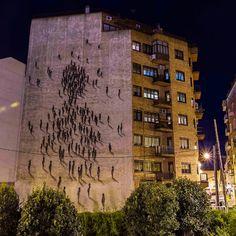 Suso33 - Madrid, Spain - Most popular street art piece of November 2013 [streetartnews.com top]