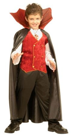 Kids V&ire Costume Child Std -- Find out more about the great product at the  sc 1 st  Pinterest & Boyu0027s Vampire Costume CC00227 | Pinterest | Vampire costumes ...