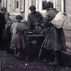 М. П. Дмитриев. Голодный год в Нижегородской губернии 1891-1892 . земская столовая .