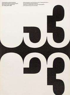 Balance / Typographische SwissTypography
