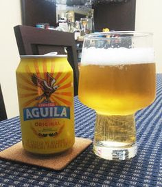 El blog cervecero de Mr.Beer-gt: Aguila original