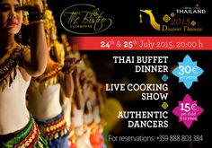 Discover Thainess at BlackSeaRama Golf & Villas Come and enjoy the essence of Thai food and music in the cozy atmosphere of Clubhouse Bistro terrace.