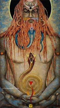 Medium: acrylic on canvas Size: cm Status: For sale Description: The word Kutastha has several meanings in Sanskrit and the main ones are: the suprem. Shiva Hindu, Shiva Art, Hindu Deities, Hindu Art, Ganesha Art, Yoga Kunst, Tantra Art, Shiva Tattoo, Psychedelic Art