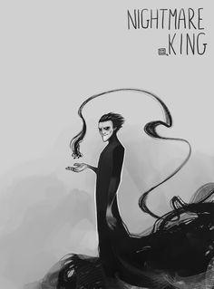 Nightmare King by bib0un on deviantART