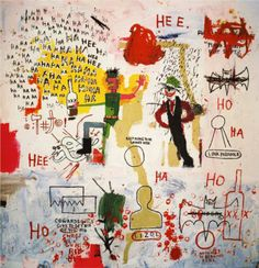 Poison Oasis - Jean-Michel Basquiat - WikiPaintings.org