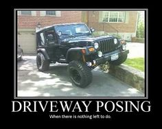 Pictures of Mall Crawlers only! Oil Additives, Best Gas Mileage, Jeep Wrangler, Jeep Jeep, Mechanic Humor, Oil Change, Love Car, Mall, Jeep Stuff
