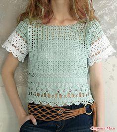 61 ideas crochet summer patterns colour for 2019 Filet Crochet, Crochet Lace, Crochet Stitches, Crochet Patterns, Irish Crochet, Bikinis Crochet, Crochet Magazine, Summer Patterns, Irish Lace