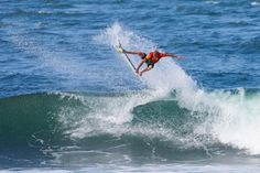 Sebastien Zietz (HAW) dominated the final from start to finish posting a pair of excellent scoring rides to win the ASP Prime event. © ASP/ Kirstin