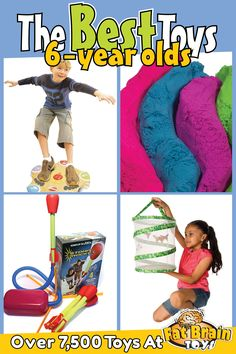 The Best 6 Year Old Toys, Games, and Gifts from Fat Brain Toys