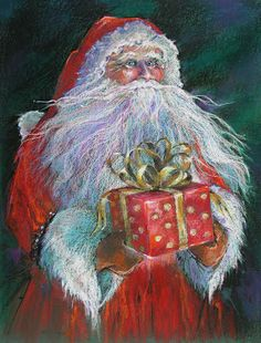 Santa Claus Series •• Shelley Gorny Schoenherr
