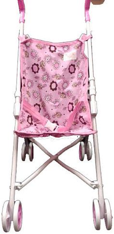 #ToysRus                  #Toys #Dolls              #dolls #adorable #clothes #stroller #styles #cute #umbrella #doll #flowers #value #girl #colors #girls #little #brown #pink #baby #accessories              You & Me Umbrella Doll Stroller - Pink with Brown Flowers                     Why not tote your little baby doll in this adorable umbrella stroller? Meet the value stroller that is just as cute as the baby your little one is pushing. Colors and styles may vary.  baby dolls, baby doll…