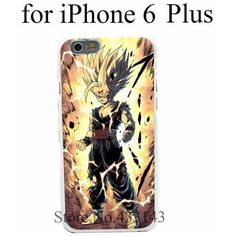 Dragon Ball Z Case for iPhone 6 6s 6 plus