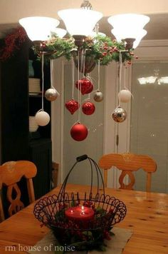 23 Christmas Party Decorations That Are Never Naughty, Always Nice – H P 23 Christmas Party Decorations That Are Never Naughty, Always Nice DIY Christmas Chandelier – 20 Jaw-Dropping DIY Christmas Party Decorations Christmas Party Decorations Diy, Christmas Door Decorating Contest, Christmas Centerpieces, Table Decorations, Holiday Decor, Elegant Christmas, Outdoor Christmas, Rustic Christmas, Simple Christmas