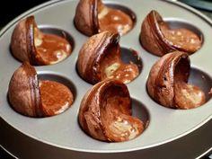 Mexicano Chocolate Ebelskivers (Aebleskivers) ebelskiver (pronounced ay bil skee ver),
