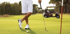 Go for a round of golf in Antalya