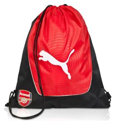 arsenal puma gym bag Arsenal London Official Merchandise Available at www.itsmatchday.com