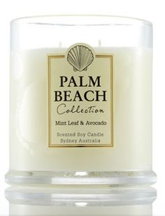 Scentsational candles on pinterest yankee candles for Palm beach home collection
