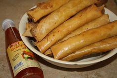 Vietnamese loempia's