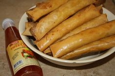 BeautyChef | Recept: Vietnamese loempia's