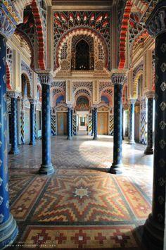 Castello di Sammezzano - Reggello (Provincia di Firenze)