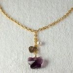 Win a beautiful butterfly necklace by Shen Wong. Just answer a question to be in for the draw.