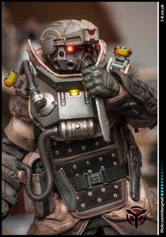 Product Announcement New form R.E.D.MARK X INFLAMES : THE KILLING FIELD - SHOCK INFANTRY - Page 3 - OSW: One Sixth Warrior Forum