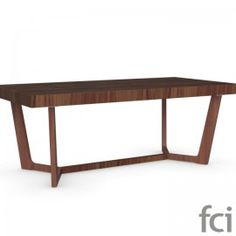 Prince Wooden Table by Calligaris