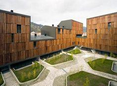 131 Viviendas Protegidas en Mieres, Asturias