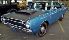 hemi dodge dart - Google Search Probably one of the fastest cars ever made,if not the FASTEST !