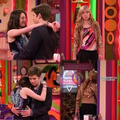 Carly and Freddie