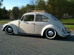 My old 1967 VW Bug.