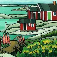 'Stockholm Archipelago', by Nic Dempster https://www.facebook.com/HaHaMedia
