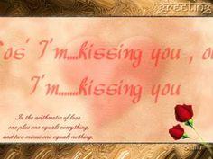 I'm Kissing You Des'ree lyrics
