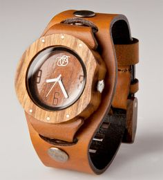 Mistura watch.  very cool.