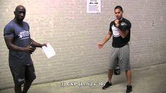 kettlebell metabolic training - 6 Exercise Spartan Kettlebell Workout