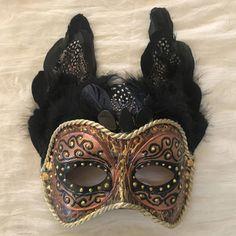 "Venetian mask, costume mask handmade, wearable, wall decoration, lady bird, ""Owl mask"" by EthnicDrops on Etsy https://www.etsy.com/listing/524141544/venetian-mask-costume-mask-handmade"
