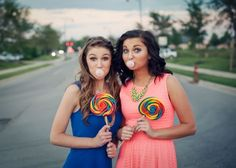Fall Best Friend Photoshoot Ideas