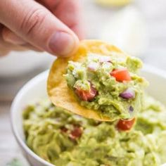 Quick and easy Guacamole, SO much tastier store bought! Gluten Free, dairy free, vegan, vegetarian,