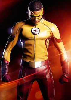 CW_TheFlash KeiynanLonsdale suits up as Kid Flash this fall on The CW! #TheFlash #theflashedit #wallywest
