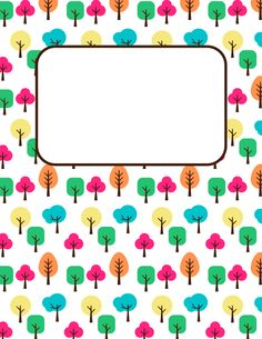 Free printable tree binder cover template. Download the cover in JPG or PDF format at http://bindercovers.net/download/tree-binder-cover/