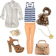 Having fun, created by patricia-teixeira on Polyvore