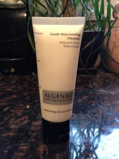 Algenist Gentle Rejuvenating Cleanser 1.5oz BN