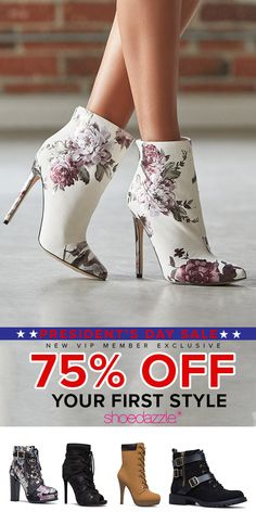 9b36f4455b0b6 President s Day Sale! New VIP Member Exclusive - 75% off entire order!